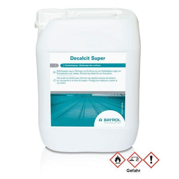 Decalcit Super 10 kg