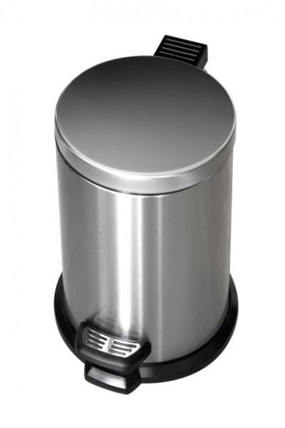 Treteimer Edelstahl 12 Liter