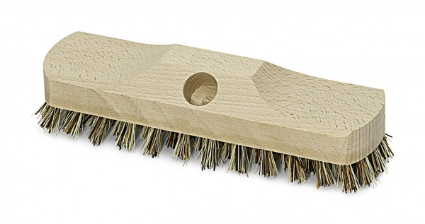 Schrubber, Union, mit Stielloch, ohne Bart, 5-reihig, 22 cm