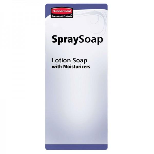 Seifenlotion mit feuchtigkeitspendenden Wirkstoffen, 800 ml Nachfüllset - Spray Soap