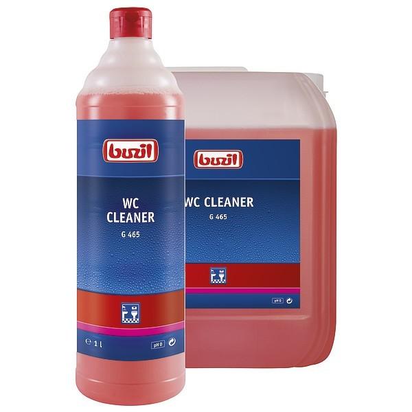 WC Cleaner, viskoser Sanitärreiniger, 1 l und 10 l