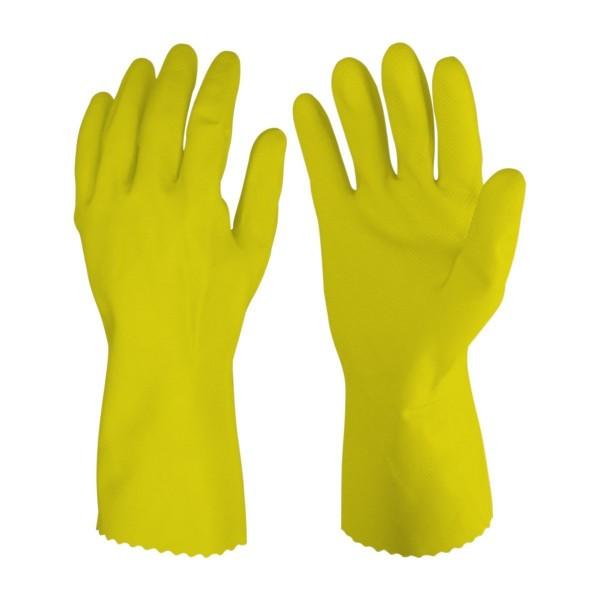 AMSA Silverline Handschuh - aussen Latex - innen Nitril