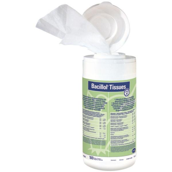 Bacillol Tissues, Spenderdose