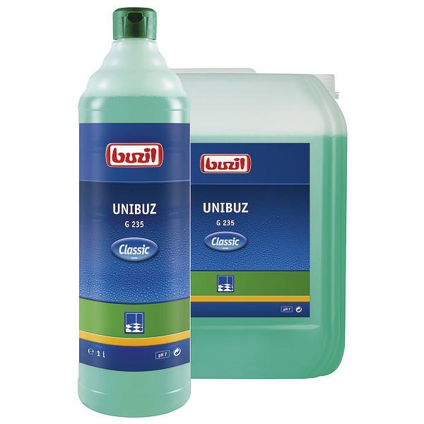 Unibuz Wischpflge, 1 l und 10 l