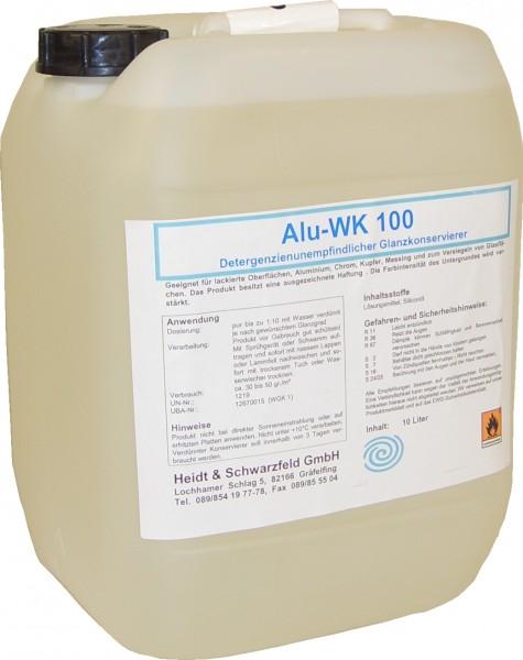 Alu-WK 100 Reiniger und Konservierer, 10 l