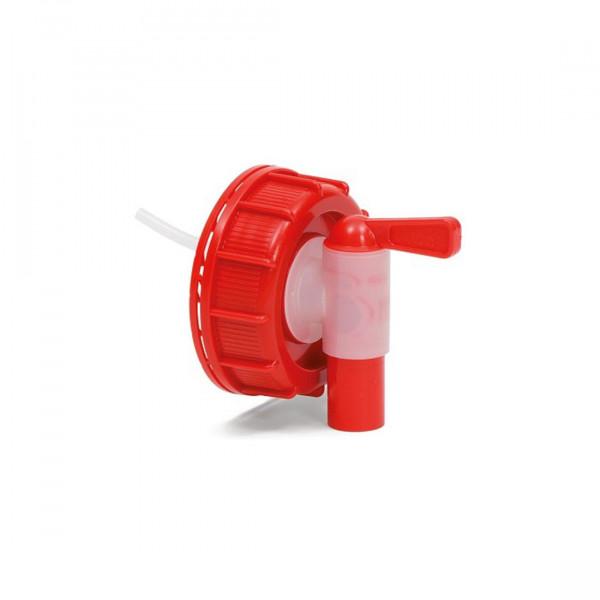 Auslaufhahn für Kiehl-Kanister, für 5 Liter und 10 Liter Gebinde