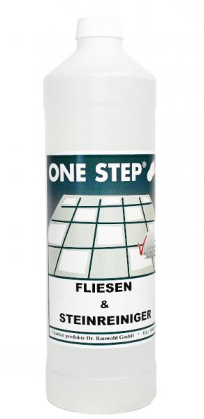 One Step Fliesen- & Stein Reiniger, 1 l und 10 l