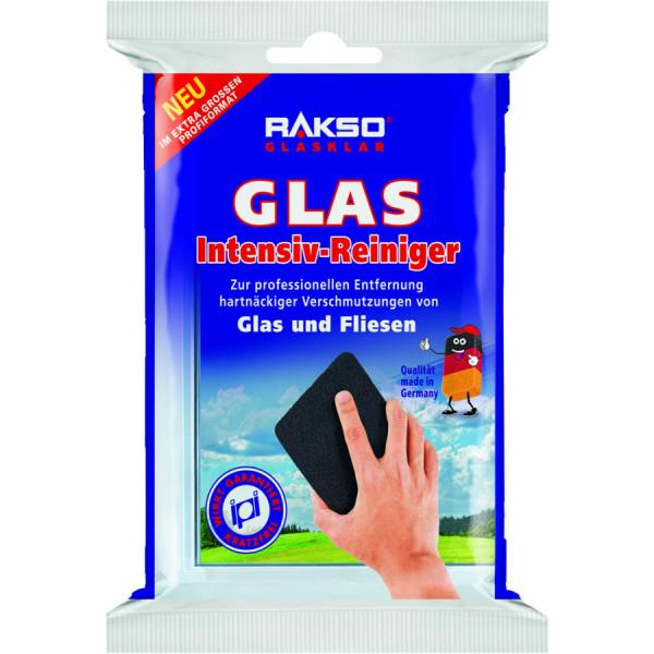 Glas Intensiv Reinigungsschwamm