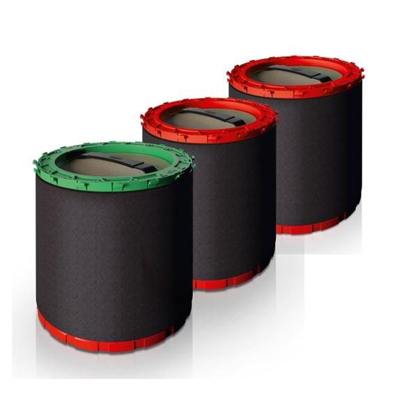 Ultra Harz Packs für Hydro Power Ultra Filter L und LC