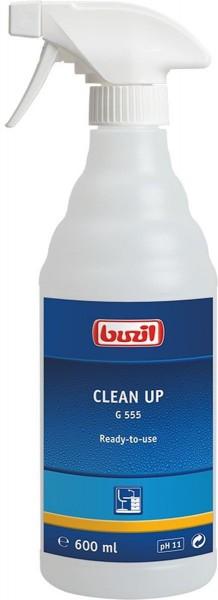 Clean Up, 600 ml Sprühflasche