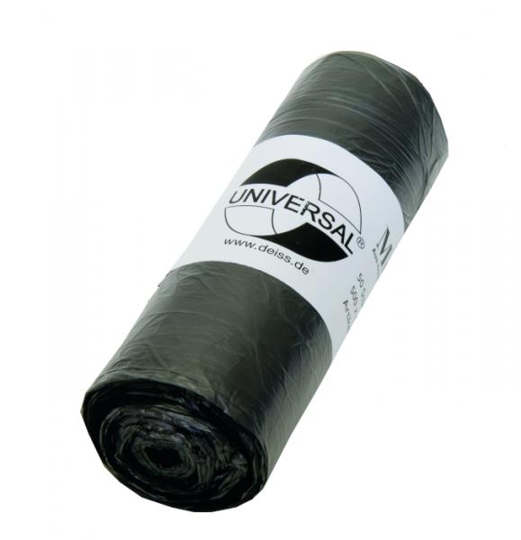 Müllbeutel 500x650, 30l grau, LDPE, 50/Rolle