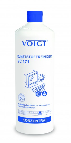 VC 171 Kunststoffreiniger, 1l