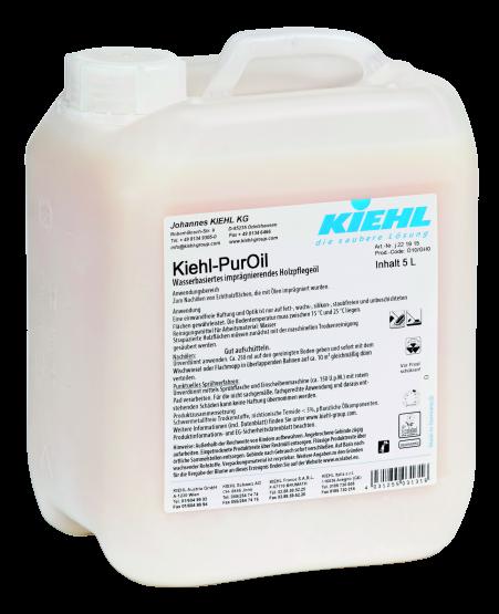 Kiehl-PurOil, Wasserbasiertes imprägnierendes Pflegeöl, 5 L