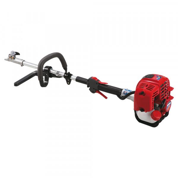 Kombimotorgerät mit C4 4-Takt-Motor
