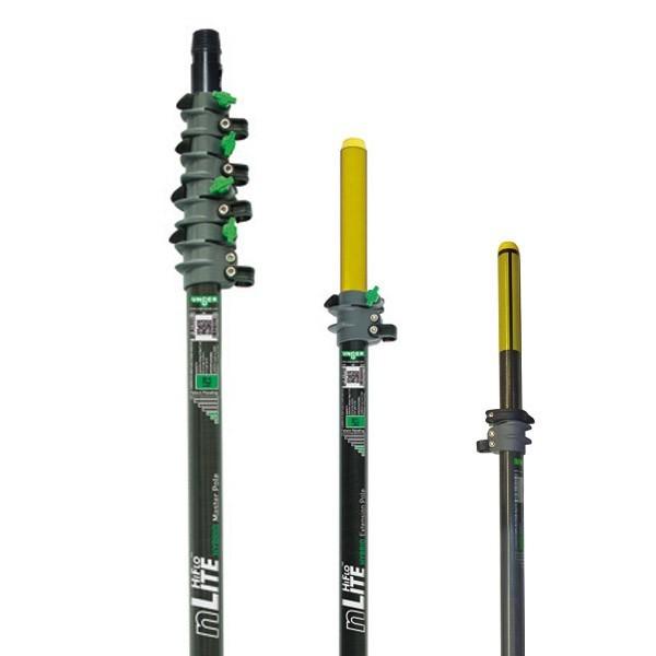 HiFlo nLite Karbon Masterstange, bis 13,50 m