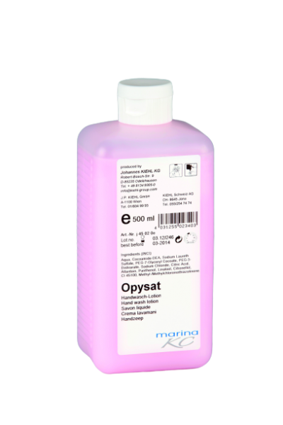 Opysat, Handwaschlotion, 500 ml, 1 l, 2 l oder 5 l