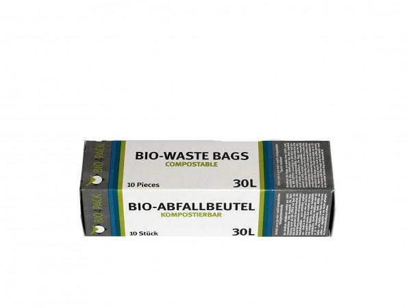 BIO Müllbeutel 30 Liter, 100 % Kompostierbar