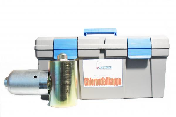 Gas - Notfallkappe / Notfallausrüstung