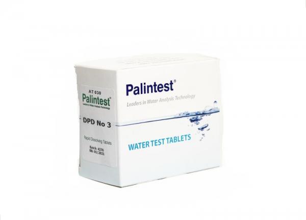 Palintest DPD 3 Reagenztabletten für Pooltester 250 Stück