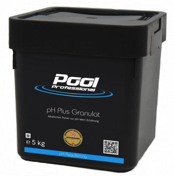 pH-Plus Granulat 5 kg und 25 kg