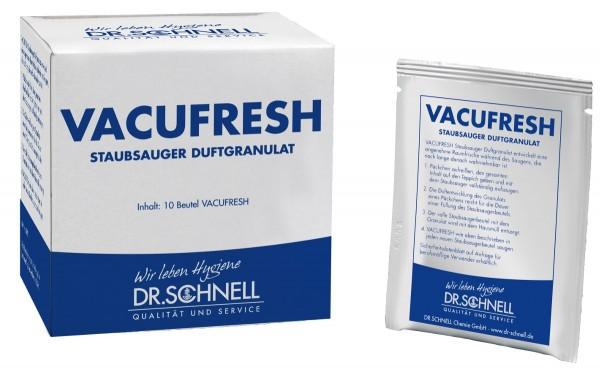 Vacufresh, Duftgranulat für Staubsauger (10 Beutel)