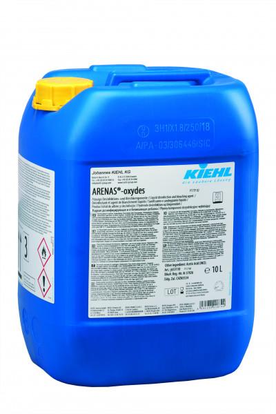 Arenas-oxydes, Flüssige Desinfektions- und Bleichkomponente 10 l und 20 l