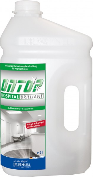 Ontop Hospital Brillant, 3 x 3 l