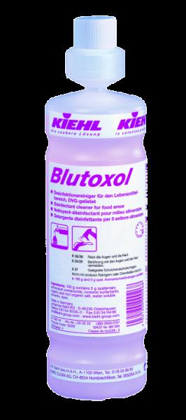 Blutoxol, Flüssiges Desinfektionsreiniger-Konzentrat für den Lebensmittelbereich
