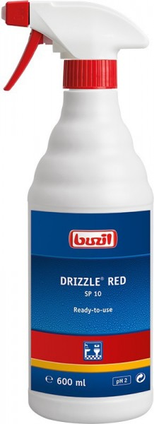 Drizzle Red, 600 ml