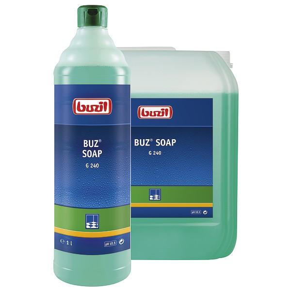 Buz Soap Wischpflge, 1 l und 10 l