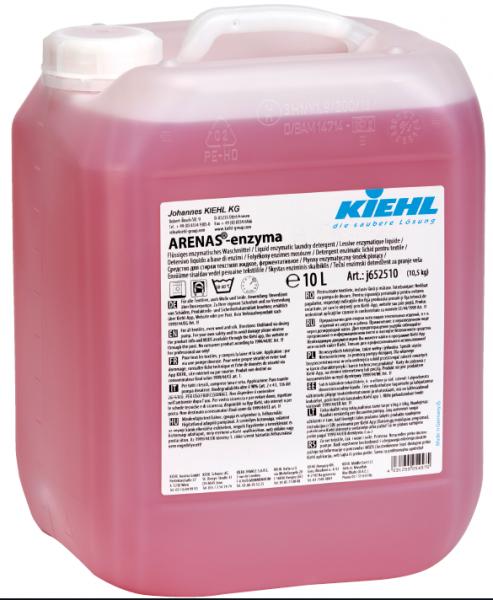 Arenas-enzyma, Flüssiges enzymatisches Waschmittel, 10 l und 20 l