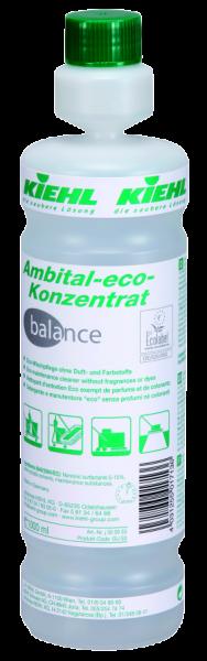 Ambital-eco-Konzentrat balance, Eco-Wischpflege ohne Duft- und Farbstoffe, 1 l