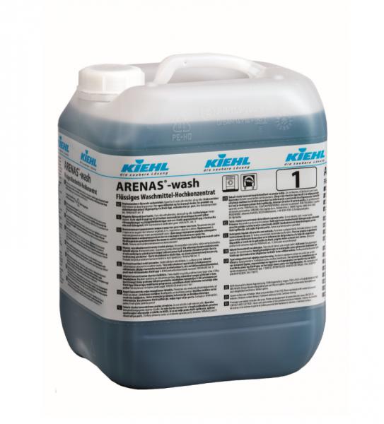 Arenas-wash, Flüssiges Waschmittel-Hochkonzentrat, 20 l
