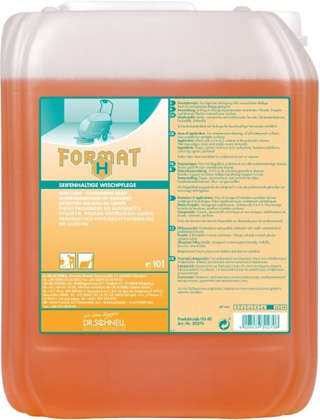Format H, 10 l