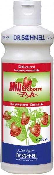 Mili Erdbeere Duftkonzentrat, 200 ml