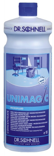 Unimagic Microfluid, 1 l, 10 l oder Handsprüher 600 ml unbefüllt