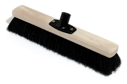 Saalbesen, Rosshaar, 40 cm