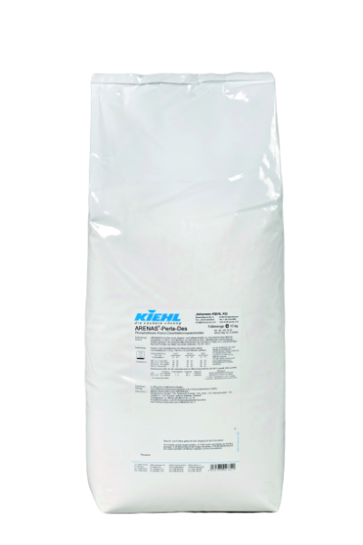 Arenas-Perla-Des, Phosphatfreies Pulver-Desinfektionswaschmittel, 15 kg
