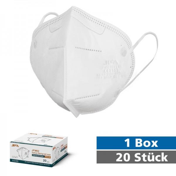 Atemschutzmaske FFP 2 zertifiziert