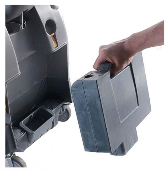 Koffer für Batterien LiFe PO4 24V, für 10Ah und 20Ah