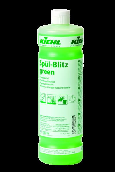 Spül-Blitz green, 1 l oder 10 l