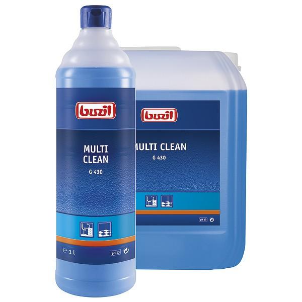 Multi Clean - Allzweckreiniger, 1l und 10 l