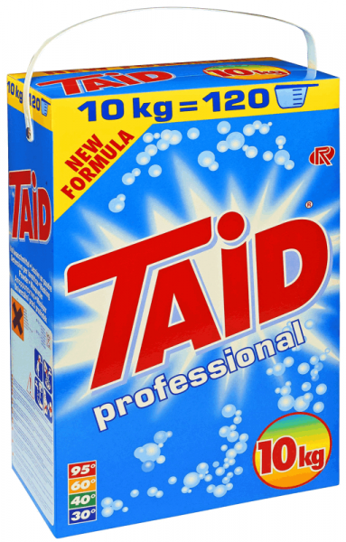 Vollwaschmittel Taid, 10 kg