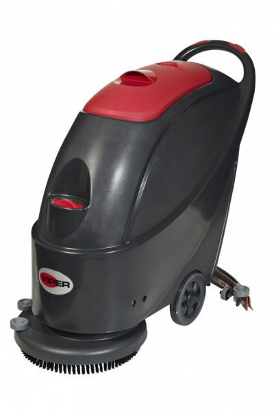 VIPER AS510 B Scheuersaugmaschine inklusive Batterien, Bürste und Ladegerät
