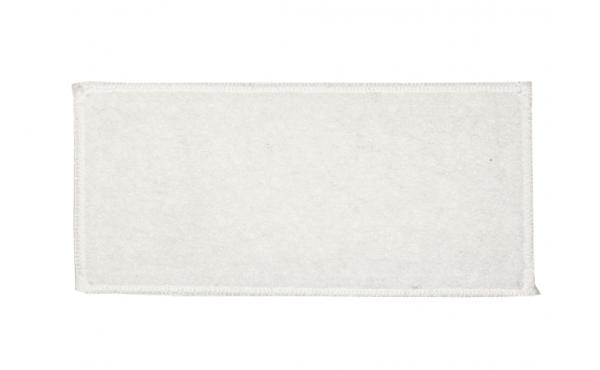 Handpad Microfaser , weiß