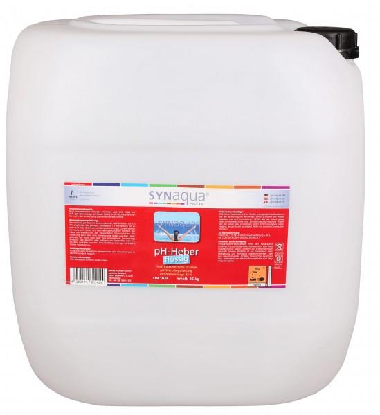 pH-Heber flüssig, 35kg (Natronlauge 45%)