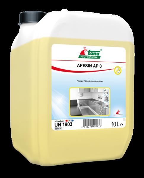 Apesin AP 3, 100 x 60 ml und 10 l