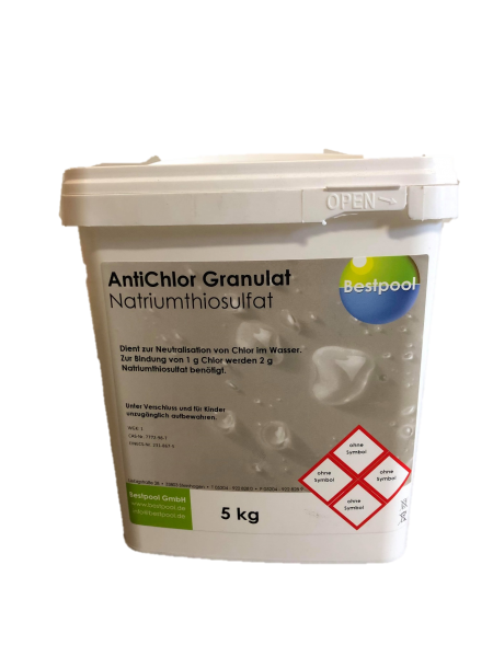 Antichlor Granulat 5 kg