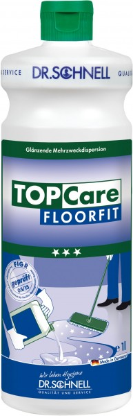 Topcare Floorfit, 1 l und 10 l