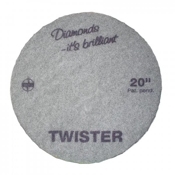 """Twister Pad rot, 508mm - 20"""""""
